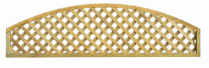 Alderley Dome Lattice Trellis