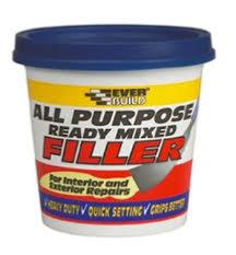 Everbuild Ready Mixed Filler 600gm