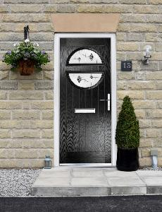 Crystal Composite Doors
