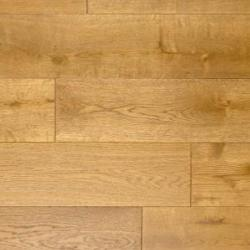 Oak Butterscotch Brushed & Lacquered Solid Oak flooring.