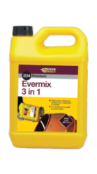 Everbuild Evermix 3 in 1 Admixture Triple Action 5ltr