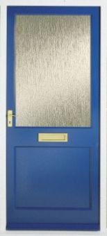 2XG Softwood Panel External Door