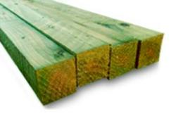50 x 47mm  Green Treated Sawn Carcassing