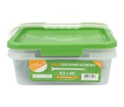Timco Solo Decking Screws 60mm (1000)