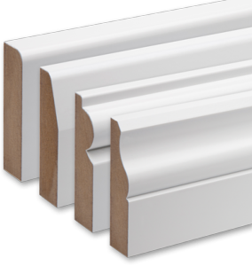Skirtings, Architrave & Dado