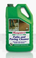 Thompsons Patio and Paving Cleaner 5ltr