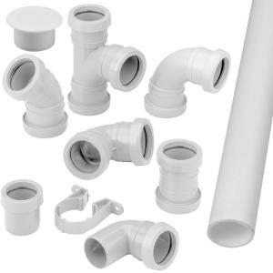 Push Fit Waste Pipe & Fittings