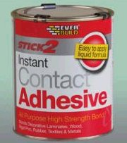 Everbuild Stick2 All Purpose Contact Adhesive