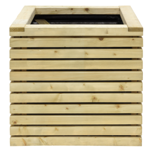 Contemporary Square Planter