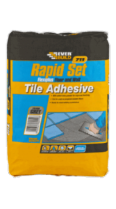 Tile Adhesives, Grout, Levelling Compound