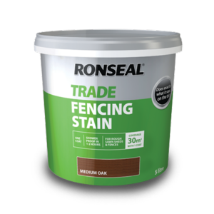 Ronseal Trade Fencing Stain 9ltr