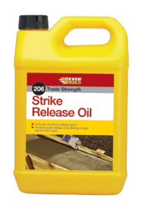 Everbuild Strike Release Oil 5ltr