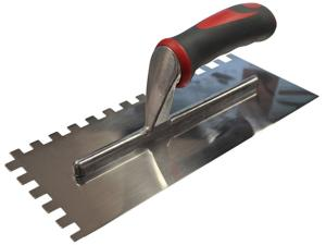 Faithfull Notched Trowel