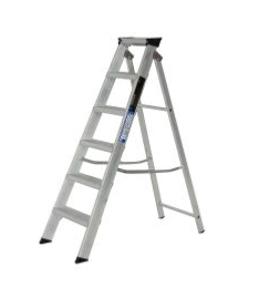Youngman 6 Tread Builders Step Ladder
