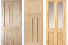 Timber Doors, Casings