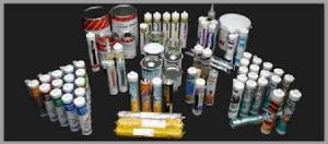 Sealants, Mastics, Mastic Guns, Fillers, Adhesives