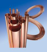 Chromed Copper Tube 15mm x 2mtr (Table X)