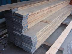 Scaffold Boards, Site Pegs,Tri Fillet Sawn
