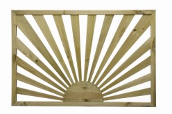 Decking Sunset Panel
