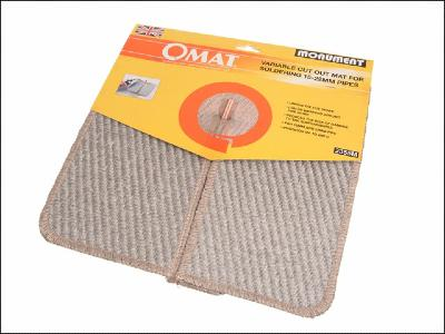 Monument OMAT 15mm/22mm Cut Out Mat