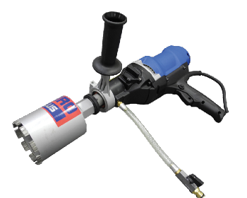 MEDIUM-DUTY DIAMOND CORE DRILL - 110V