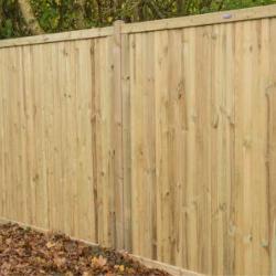 fencing panels builders timber merchants uk