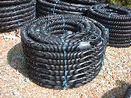 Perforated Land Drain Pipe