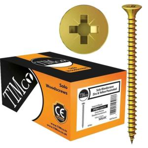 Timco Solo Woodscrews