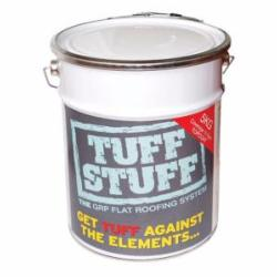 TuffStufff Topcoat Resin 5kg (Grey Slate)