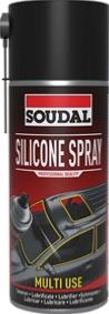 Soudal Silicone Spray