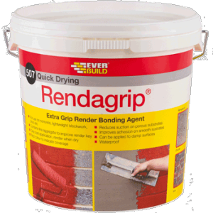 Everbuild Rendagrip Bonding Agent 10Ltr