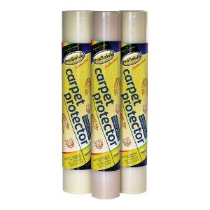 Prosolve Carpet Protector Film 600mm x 100Mtr