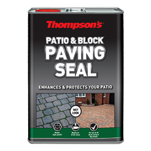 Thompsons Patio and Block Paving Seal 5ltr