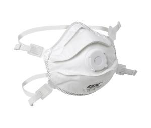 Ox FFP3 Valved Disposable Mask