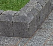 Marshalls Tegula Kerb 90deg Return - Traditional