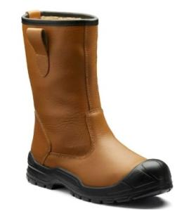 Dickies Dixon Safety Rigger Boot (Lined)