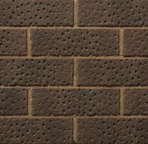 Carlton 65mm Brown Brindle Brick