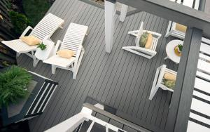 Trex Enhance Basic Grooved Composite Decking Board Clamshell 25mm x 140mm