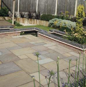 Lakeland Sandstone Calibrated Paving 18.9m2