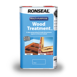 Ronseal Multipurpose Wood treatment 5 Ltr